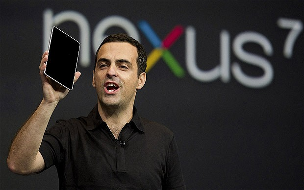 new nexus 7 tablet by asus