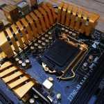 ECS Z77H2-AX Golden Board Review