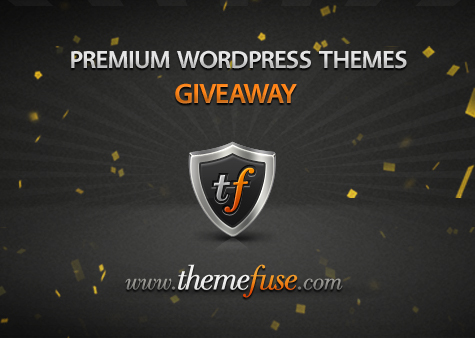 WordPress themes - Themefuse Giveaways