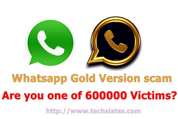 Whatsapp Gold Scam download