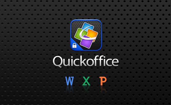 QuickOffice by Google goes Free, use app and get an extra 10GB storage