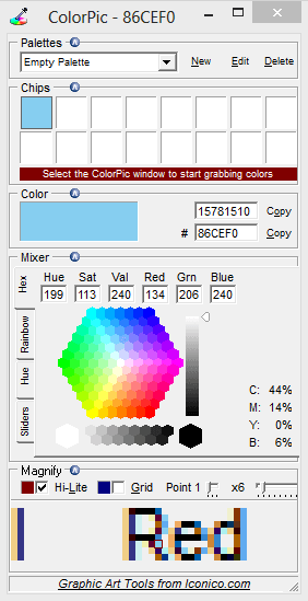 ColourPic-to-find-hex-codes