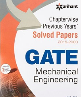 Mechanical Gate solved papers