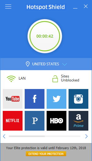 Hotspot-shield-free-proxy-server-software