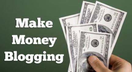 Mmake Money online (make money Blogging)