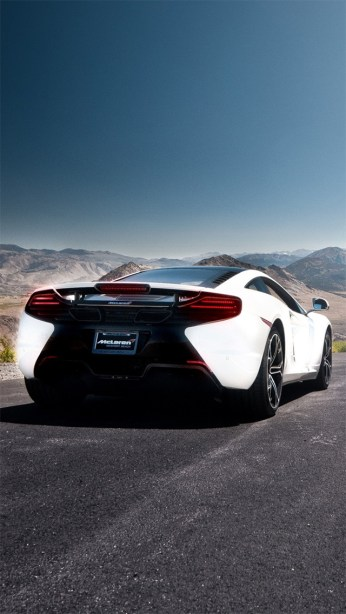 cars wallpapers iphone 5- Mclaren P1