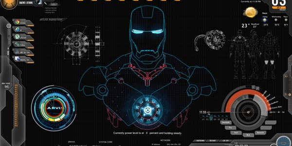 Iron Man 3 HD Wallpapers for Apple iPhone 5