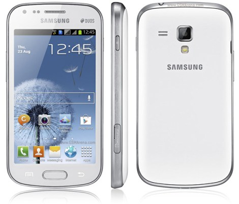 Samsung Galaxy S Duos - Review all angles