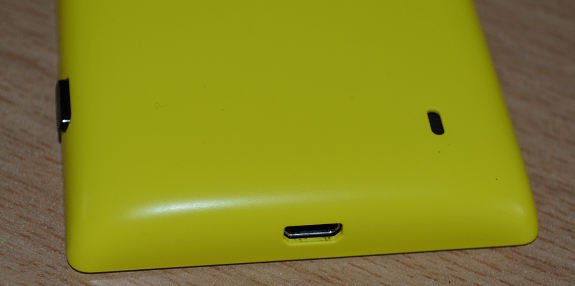 Lumia 520 microusb