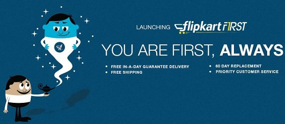 Flipkart to launch Flipkart First service similar to Amazon Prime