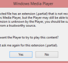 Media-Player-error