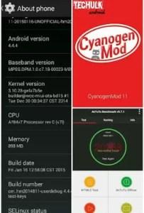 CyanogenMod for redmi 2