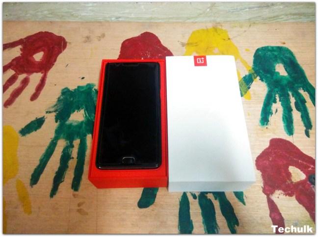 OnePlus3 Design
