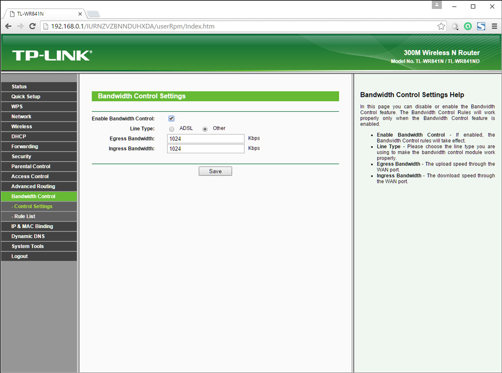 How-to-limit-bandwidth-on-a-TP-link-router