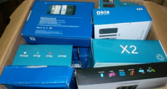 Nokia Counterfeits