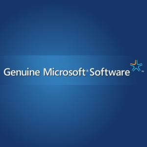 countertfeit windows software