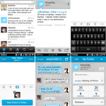 Tweeties for Symbian