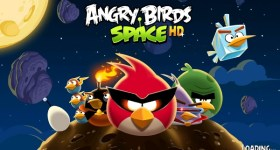 Angry Birds Space Blackberry, Playbook