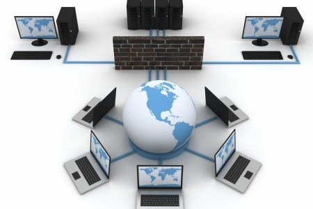 Secure Office Network