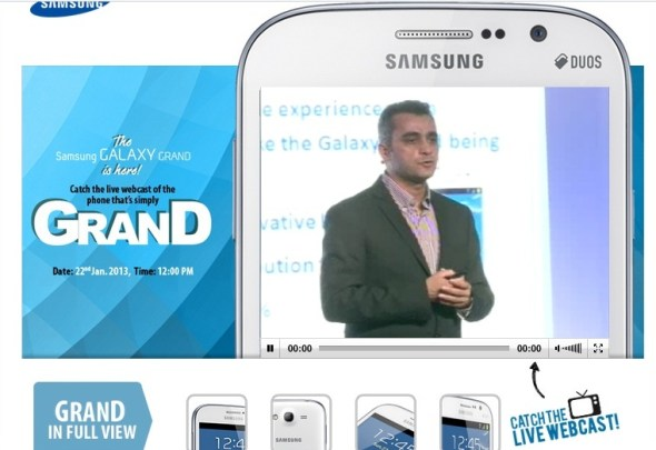 Galaxy Grand Launch India