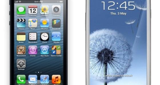 Samsung, Apple