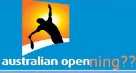 Australia opening