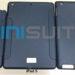 Leaked iPad 5 Case