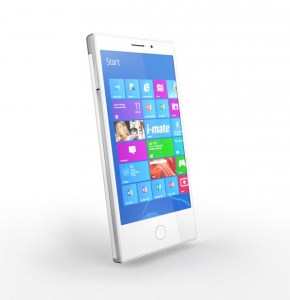 i-Mate presents the Windows 8 Phone