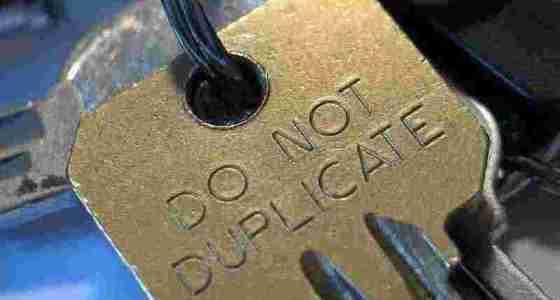 DRM-key