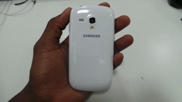 Galaxy S III mini Camera