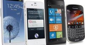 Smartphones for business