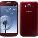 Galaxy Grand Wine Red