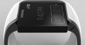Samsung Galaxy Gear Concept Image