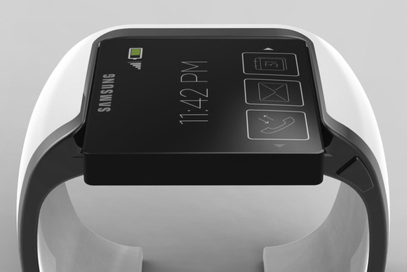 1 GB RAM in A Wrist Watch? Samsung's Galaxy Gear Will Likely Have It