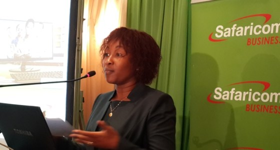 Sylvia Mulinge Safaricom Business