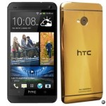 Gold HTC One To Cost $3090