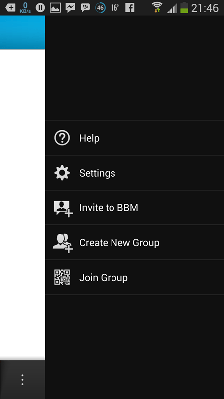 bbm for android on your samsung galaxy device now