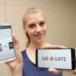 LG GATE