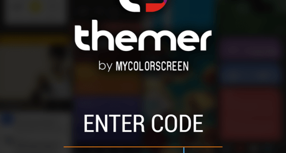 themer beta app unlock code