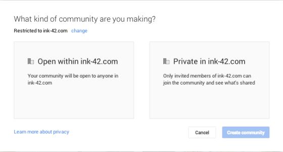 Restricted Communities 2 - Ink-42