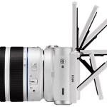 Samsung camera NX300M