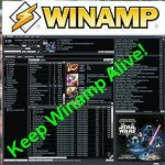 Petition to AOL to keep Winamp alive or make it open source crosses the 8,000 mark