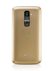 gold LG G2