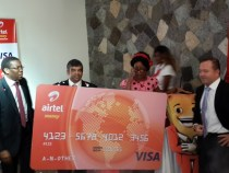 Airtel Money Visa Card