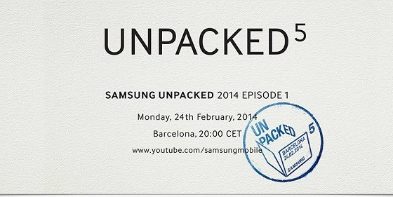 Samsung Unpacked