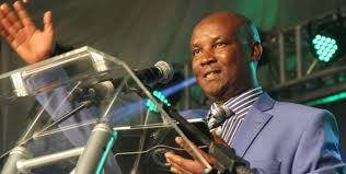 Kinuthia Mbugua - Nakuru Governor