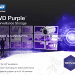 Western Digital's Purple Drives Aimed at SMB/SOHO Surveillance Environments