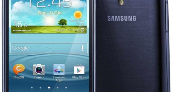 Galaxy S III mini value edition