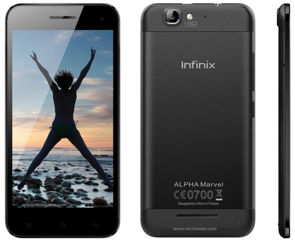Infinix to launch the Alpha Marvel X502 With Safaricom in ...