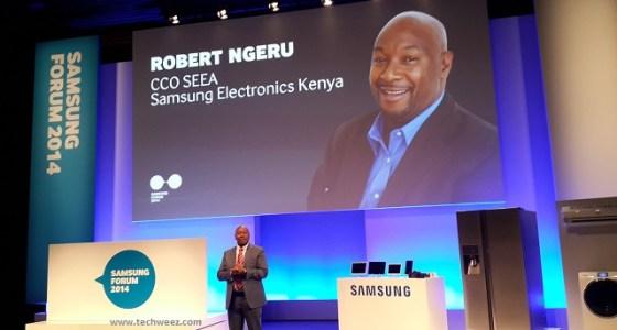 Robert Ngeru Samsung